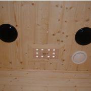 boxe sauna