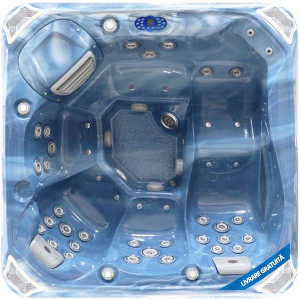 jacuzzii spa 636 albastru marin