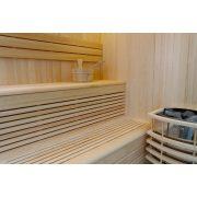 interior sauna harvia