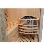 soba sauna harvia corner